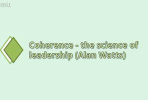 Coherence the science of leadership by dr sangeetha madhu