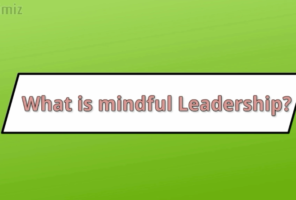 What is Mindful Leadership by Dr Sangeetha Madhu