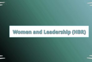 Women and Leadership by dr sangeetha madhu