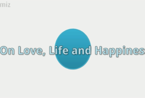 on love- life happiness dr sangeetha madhu